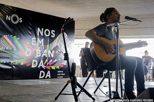 Tatanka - NOS em D'Bandada '16
