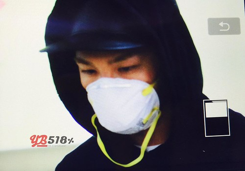 Big Bang - Gimpo Airport - 07jun2015 - Tae Yang - YB 518% - 03