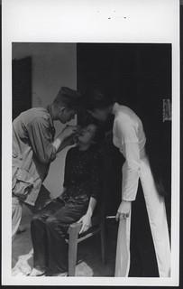 Navy Dental Technician Treats Villagers, August 1968
