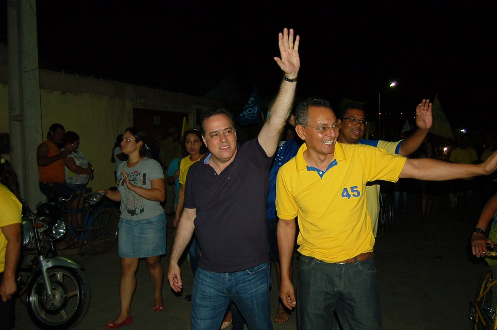 20 09 2016 - Bocaiúva - Campanha Municipal 2016