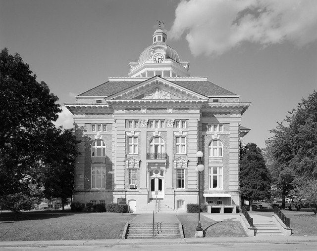 Giles County Courthouse - Pulaski, TN