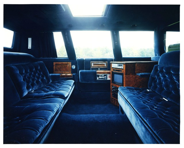 1987 cadillac presidential limousine concept interior flickr photo sharing. Black Bedroom Furniture Sets. Home Design Ideas