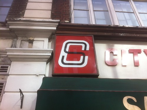Best cafe logo 2012 - City Snacks