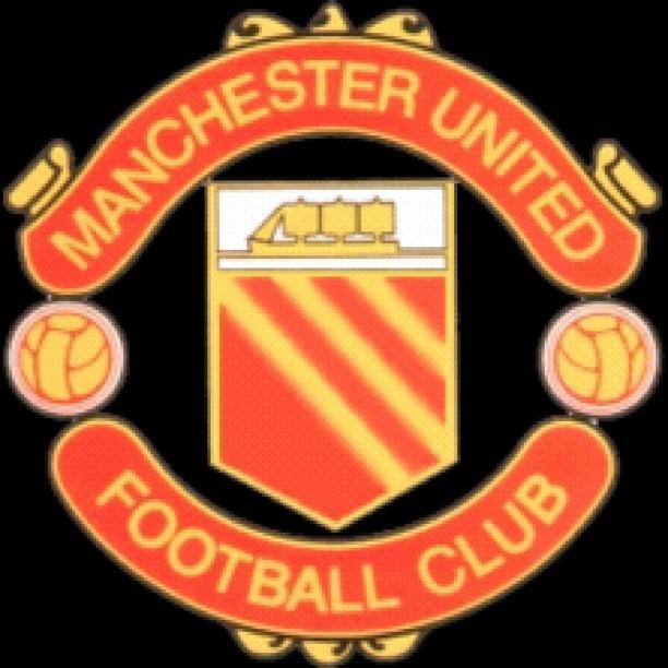 lambang manchester united