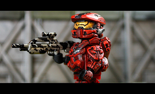 Halo 4 - Red team