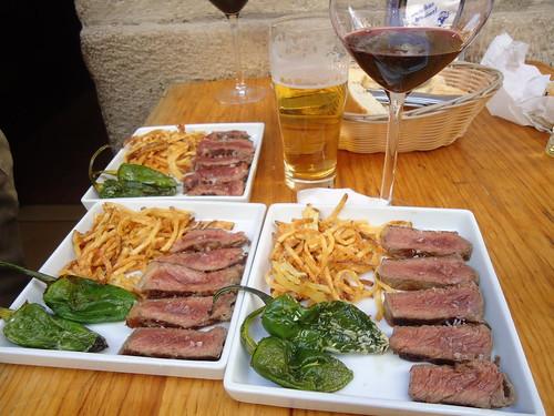Logroño | Bar La Canilla | Solomillo