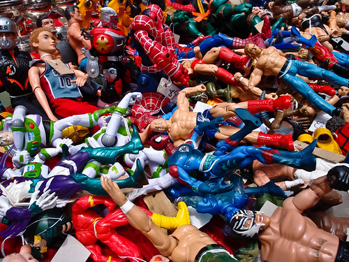 Action Figure Carnage