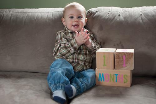 11 months-7