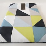 Geometric Laptop Sleeve Tutorial by Fabric Paper Glue