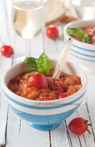 Italian traditional soup