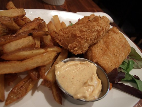 The Phish and Chips at Cardinal Rule