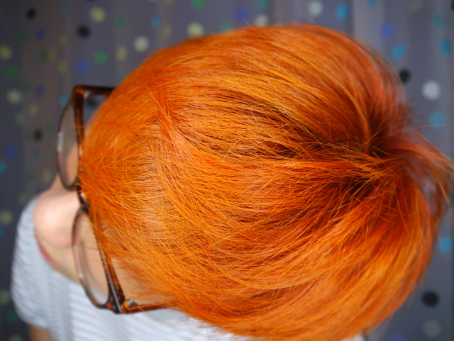 typicalben orange hair colour
