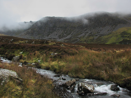 Cadair Idris by Helen in Wales