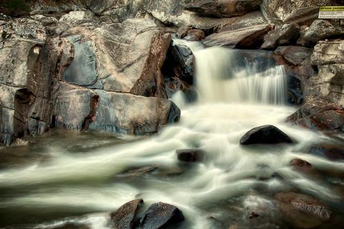 waterfall tennessee hdr thesinks greatsmokymountainnationalpark machineryhdr