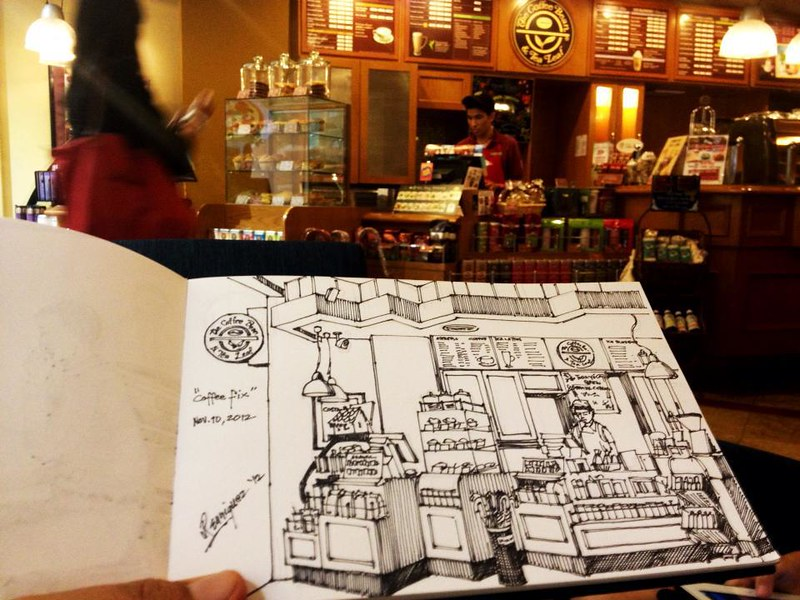 Coffee Fix @ The Coffee Bean & Tea Company