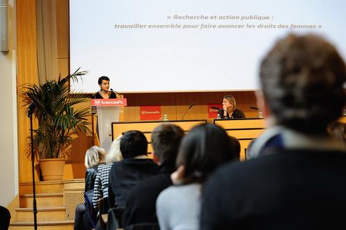 Conférence PRESAGE à Sciences Po Paris