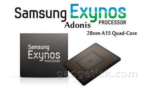 процессор Samsung Galaxy S4