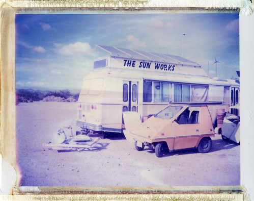 Slab City, CA by moominsean