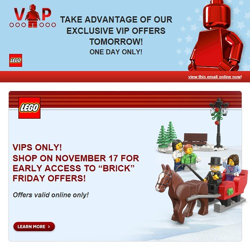 Brick Friday VIP Online Early Access