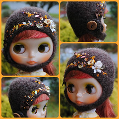 The Folklore Helmet: Honey Flower