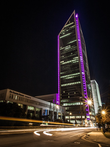Duke Energy Center by kenfagerdotcom