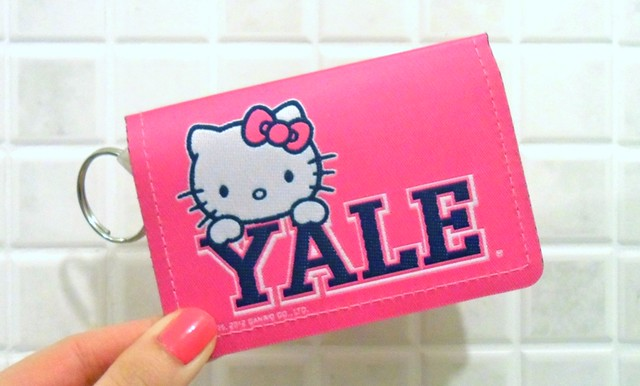 Hello Kitty Yale