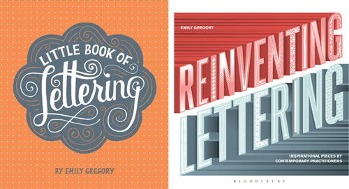 Little Book of Lettering/Reinventing Lettering