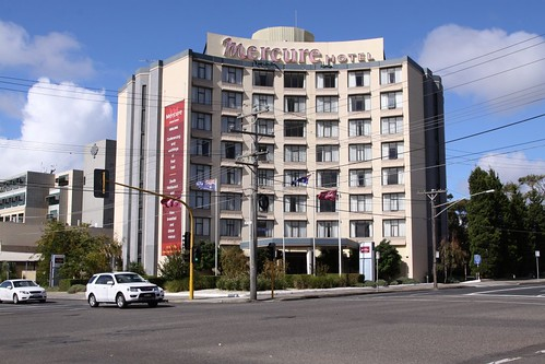 Mercure Hotel, Geelong