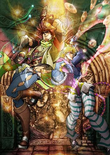 121119(3) – 電視動畫版《JoJo的奇妙冒險 第二部 -戰鬥潮流-》將從12月播出,主角聲優陣容大公開!