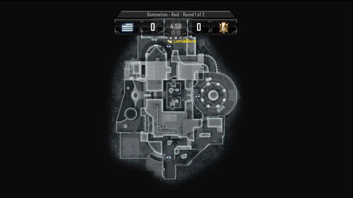 Black Ops 2 Raid Map Strategy Guide on worm on black ops 2 standoff, cod bo2, cod bo 2 buried, victory black ops 2 standoff, call of duty standoff, modern warfare 2 standoff,