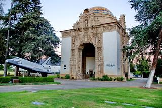 Portal of the Folded Wings, Memorial Rotunda, Kenneth MacDonald Jr. 1927