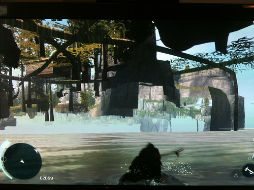 Glitch in ACIII