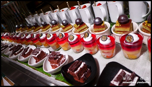 Cakes & Dessert @ Fuzion - Sunway Resort Hotel & Spa