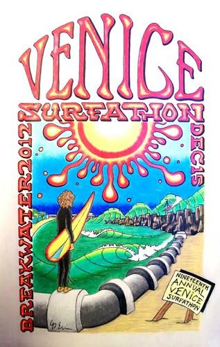 19th Annual Venice Surf-A-Thon