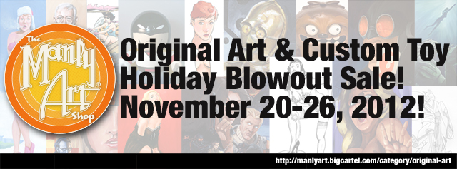 Holiday Blow Out Sale!