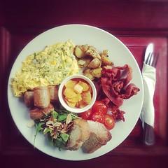 Break of Dawn - Pork Bratwurst + Crispy Smoked Bac…