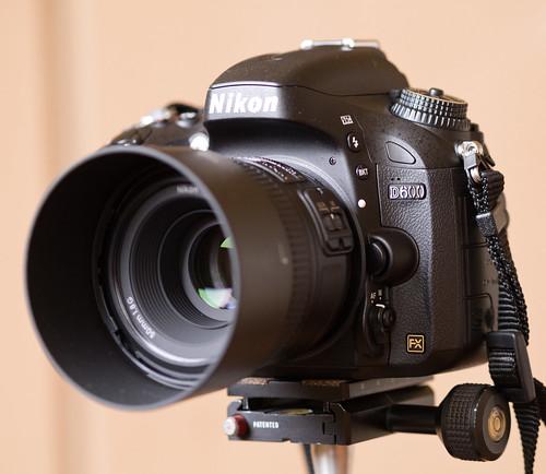 Nikon D600 + Nikon AF-S Nikkor 50/1.8G