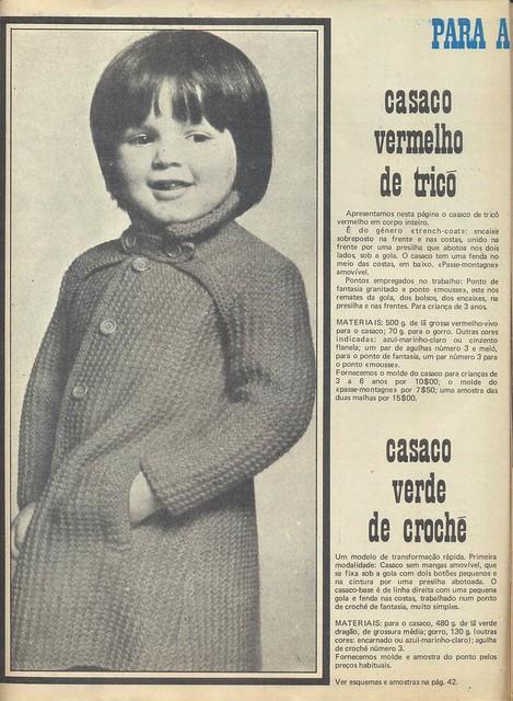 Modas e Bordados, Nº 3059, Agosto 23 1970 - 13