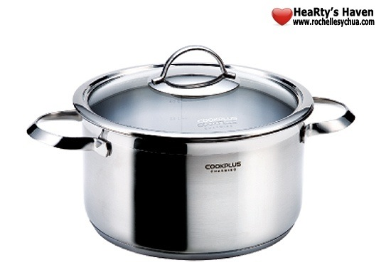 Lock & Lock CookPlus Stainless