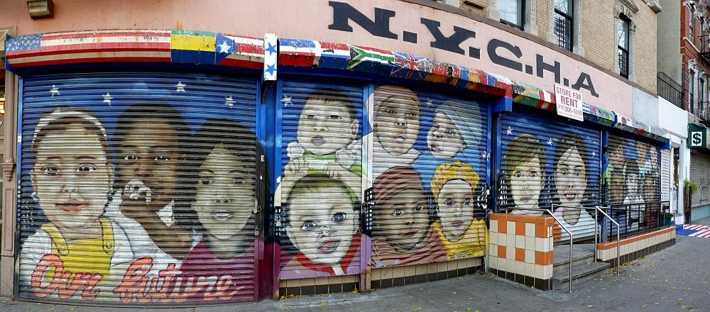 NYCHA Mural