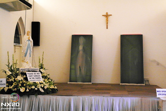 Church of Our Lady Lourdes Klang virgin mary