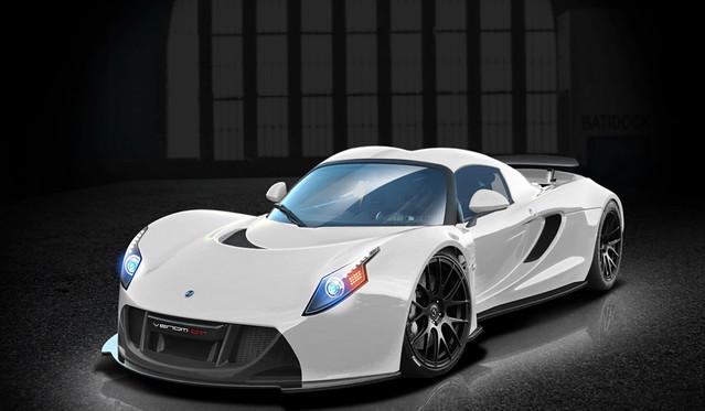 Hennessey Venom GT 2013