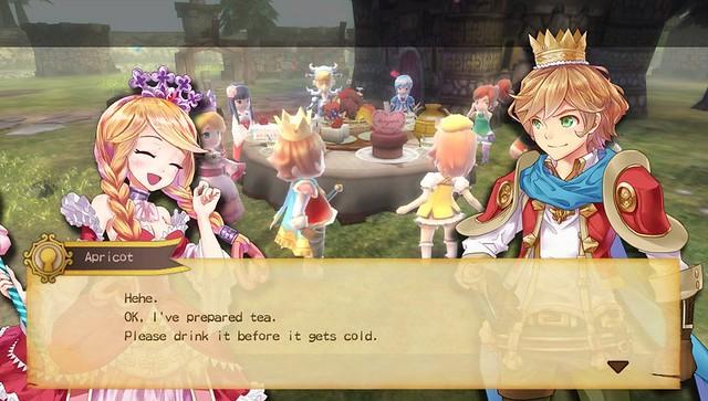 New Little King's Story - Screenshot 1