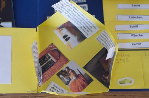 Johannes Vermeer Lapbook
