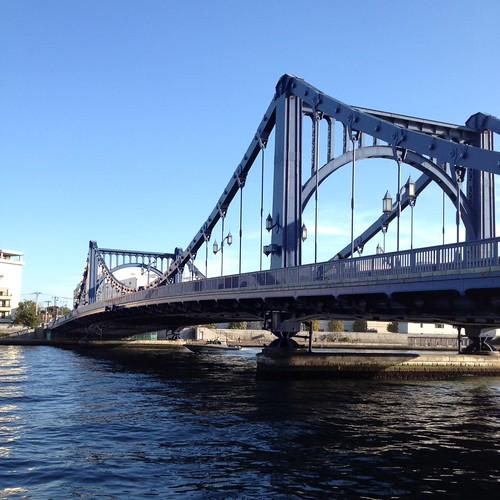清洲橋 by haruhiko_iyota
