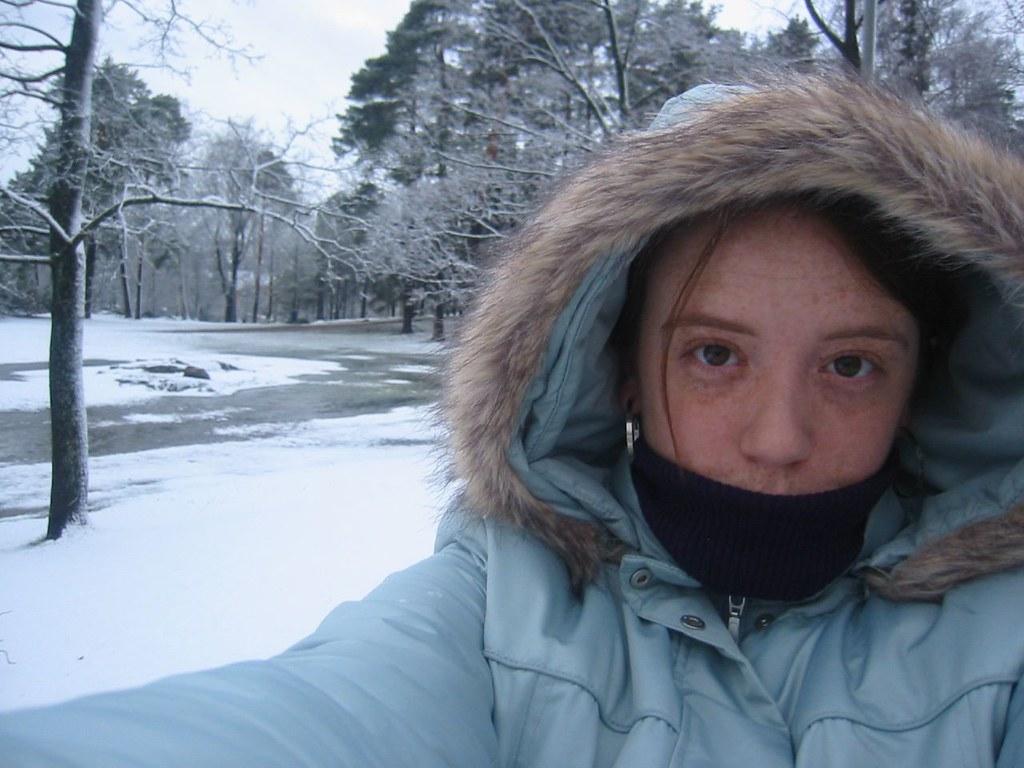 Helsinki 2007 - COLD!