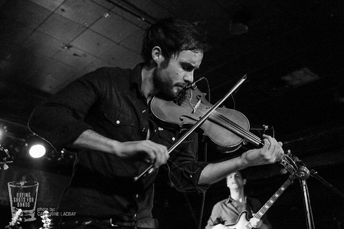 Tim Chaisson @ Horseshoe Tavern, 17-11-12
