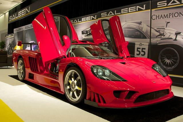Saleen S7 Twin Turbo Competition