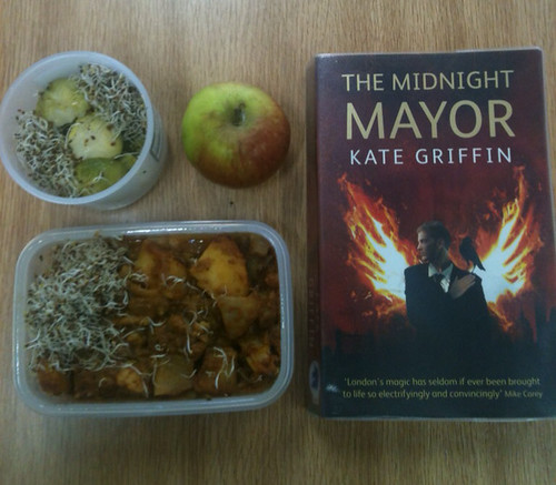 Curry, sprouts and a book