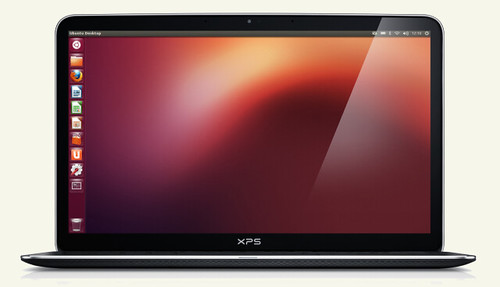 Dell XPS 13 Ubuntu 12.04 LTS-sel